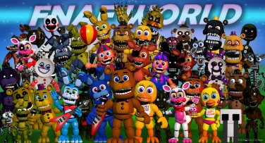 FNaF World – An Updated Version Goes Free On PC | DN