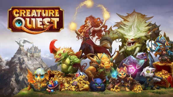 Creature Quest Android | DN Reviews