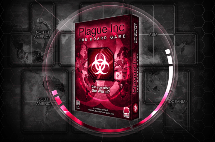 Image result for plague inc board game
