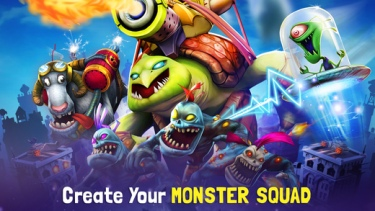 Monstrocity Monster City Rampage Soft Launched Dn Reviews
