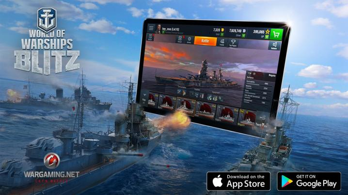 Review – World of Warships Blitz – Inside Indie