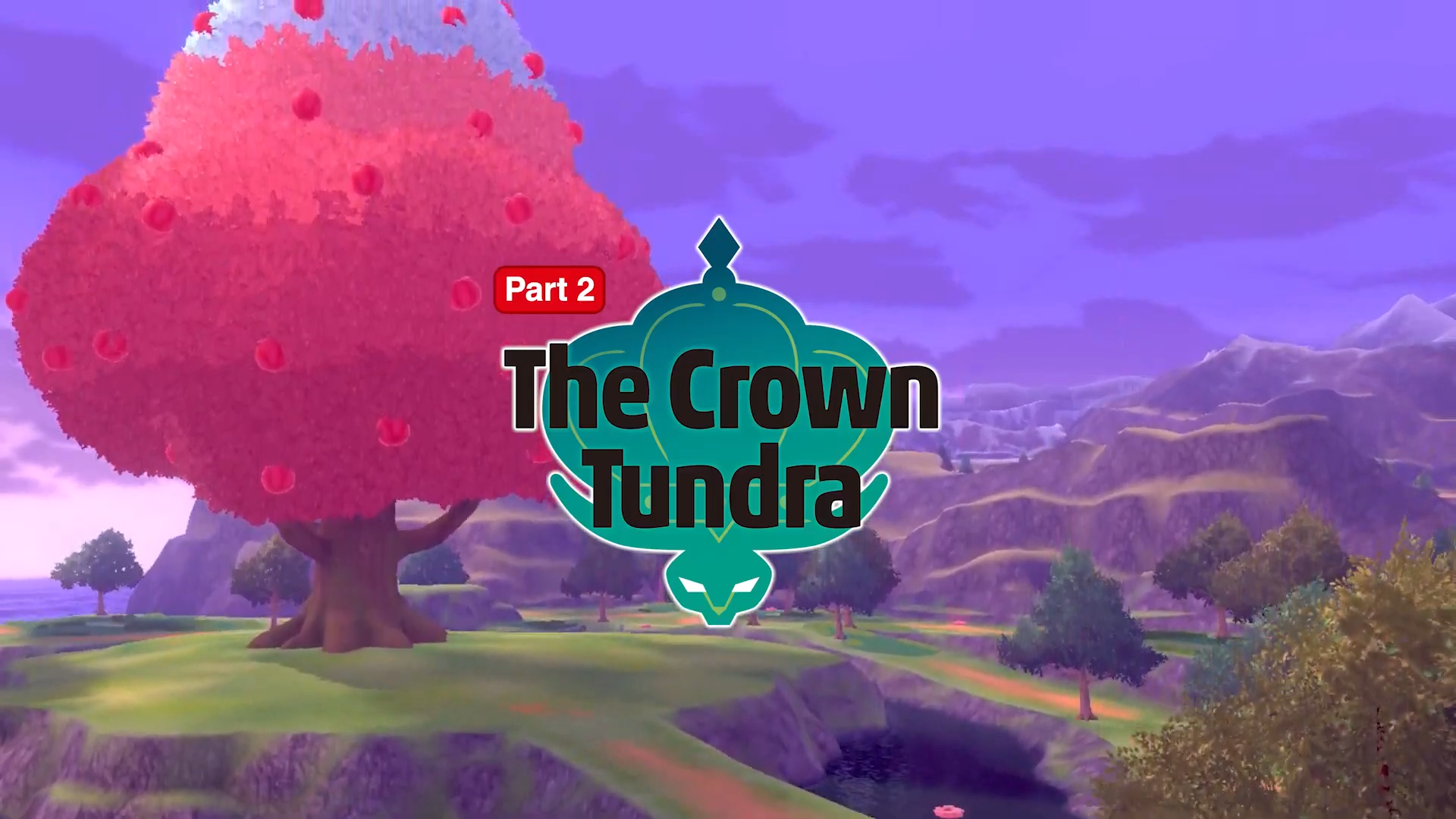 Pokemon Sword & Shield - Crown Tundra DLC Coming October 22nd