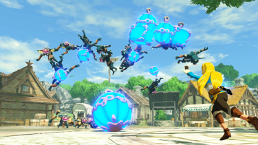Zelda Hyrule Warriors Age Of Calamity New Trailer Revealed Dn Reviews