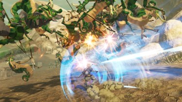 Zelda Hyrule Warriors Age Of Calamity Announced Dn Reviews